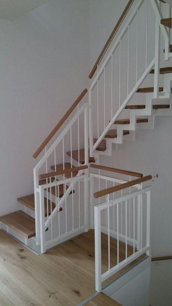 zweiholmtreppe mit setzstufen smg treppen zweiholmtreppe